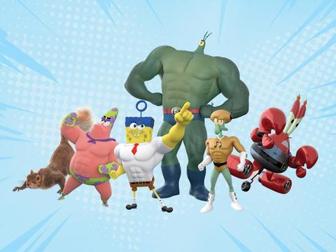 Meet the Superhero Squad!