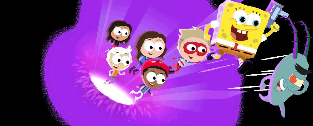 Nickelodeon | Kids Games, Kids Celebrity Video, Kids Shows | Nick UK