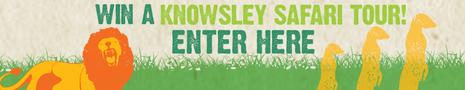 Win a Knowsley animal encounter!