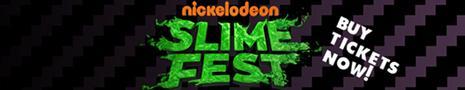 Slimefest 2017 - Buy tickets NOW!