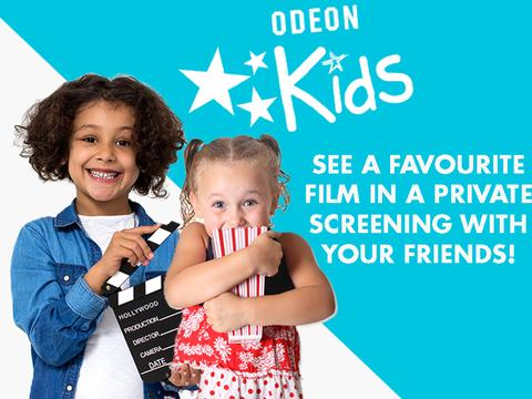 WIN WITH ODEON!