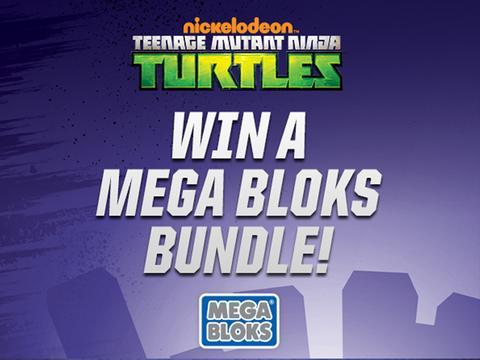 Win a Mega Bloks bundle!