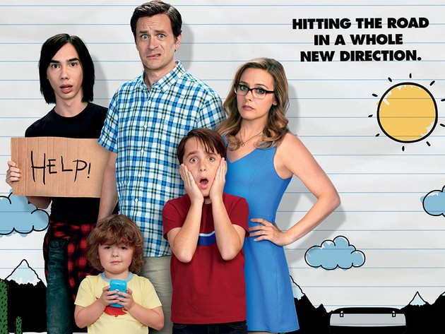 Win with Diary of a Wimpy Kid: The Long Haul