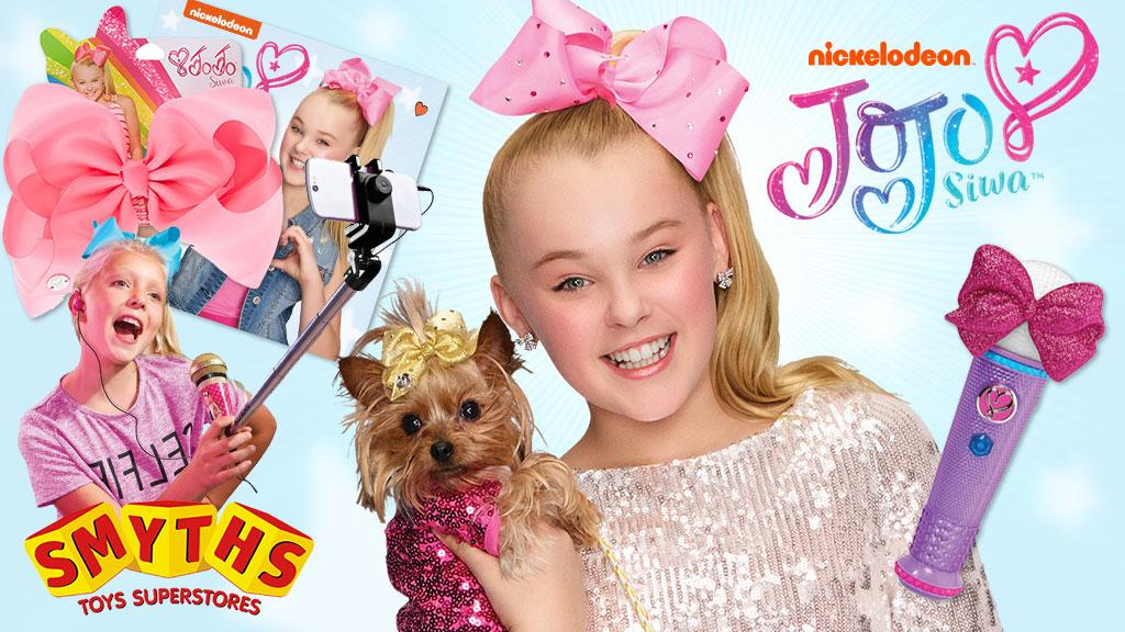 WIN WITH JOJO SIWA!