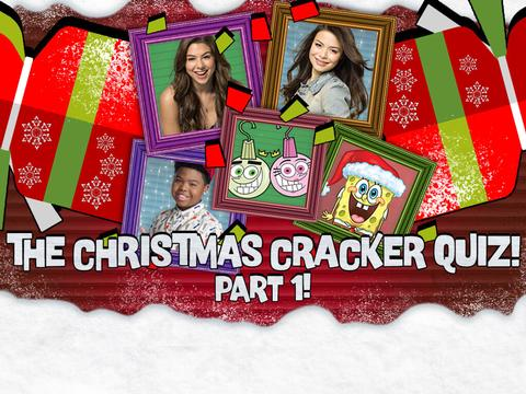 Part 1: The Christmas Cracker Quiz!