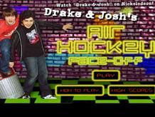 Drake & Josh: Air Hockey Face-Off