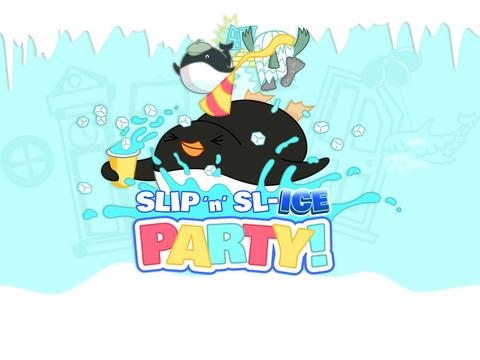 Slip 'n' Sl-ICE Party