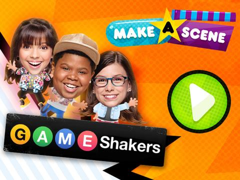 Make A Scene: Game Shakers