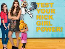 Test Your Nick Girl Power!