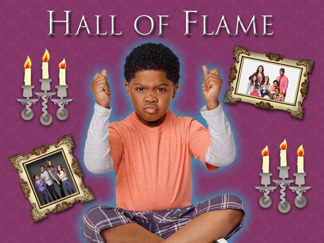 Hall of Flame