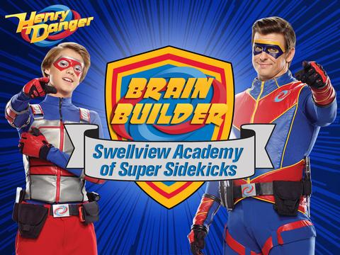 Swellview Academy of Super Sidekicks: Brain Builder