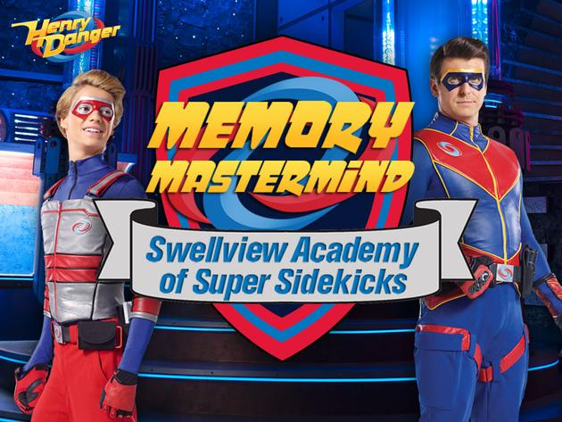 Swellview Academy of Super Sidekicks: Memory Mastermind