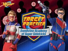Swellview Academy of Super Sidekicks: Target Practice