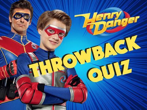 Throwback Quiz!