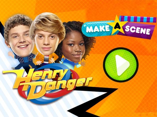 Make A Scene: Henry Danger