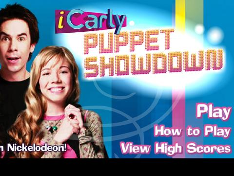 iCarly: Puppet Showdown