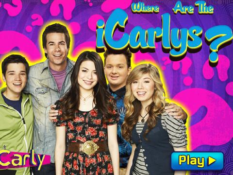Where are all the iCarly's?