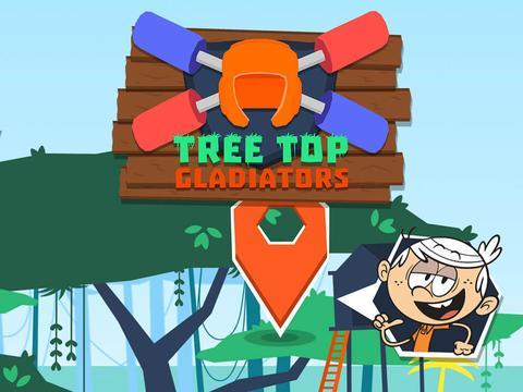 Infinity Islands: Tree Top Gladiators