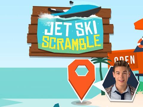 Infinity Islands: Jet Ski Scramble