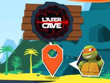 Infinity Islands: Laser Cave
