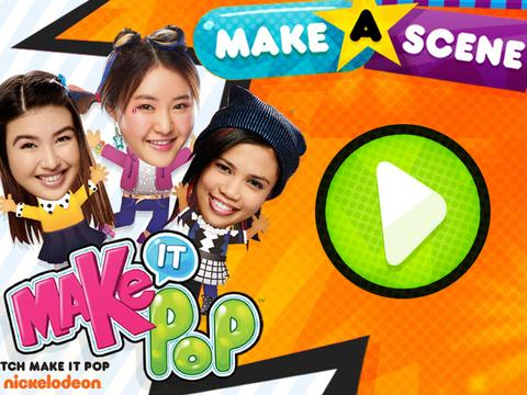 Make A Scene: Make It Pop