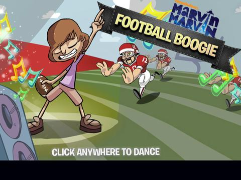 Marvin Marvin: Football Boogie