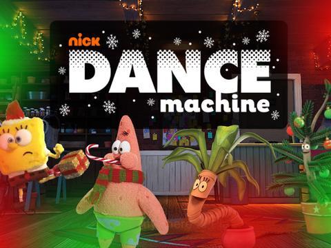 Nick Dance Machine: Albert Edition