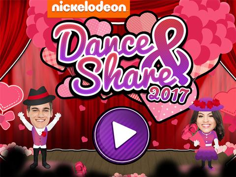 Dance and Share Valentine 2017