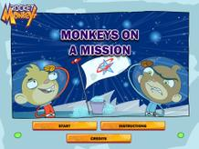 Monkeys on a Mission