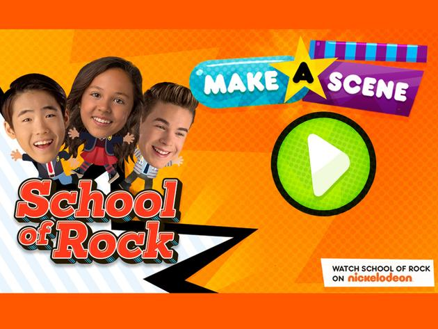 Make A Scene: School of Rock