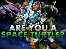 Are you a Space Turtle Quiz