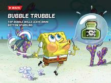 Bikini Bottom Bugle: Bubble Trubble