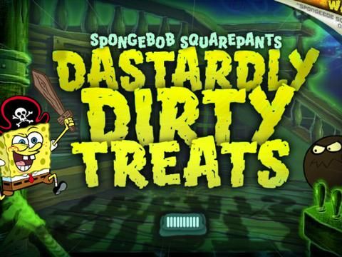 SpongeBob: Dastardly Dirty Treats!