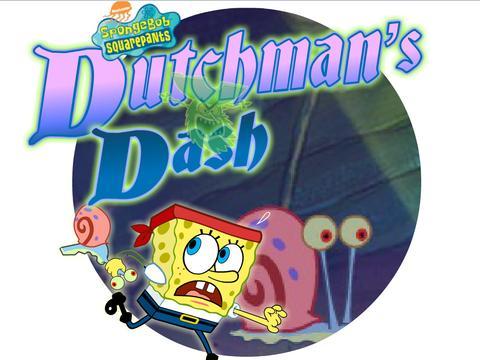 SpongeBob SquarePants: Dutchman's Deck Dash of Doom!