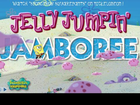 SpongeBob SquarePants: Jelly Jumpin Jamboree