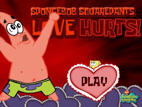 SpongeBob SquarePants: Love Hurts!