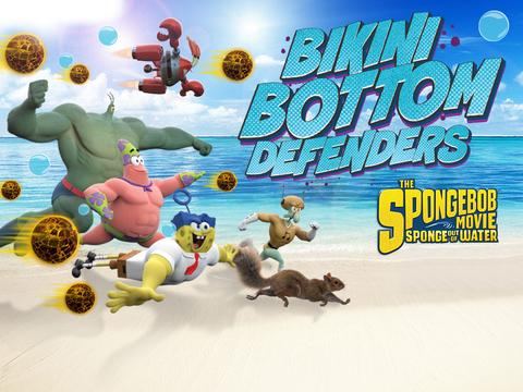 SpongeBob SquarePants: Bikini Bottom Defenders