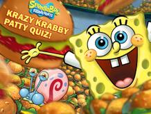 Krazy Krabby Patty Quiz