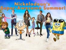 Nickelodeon's Super-Awesome Summer!