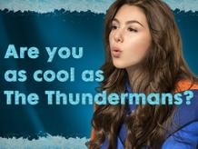 Are You As Cool As The Thundermans?
