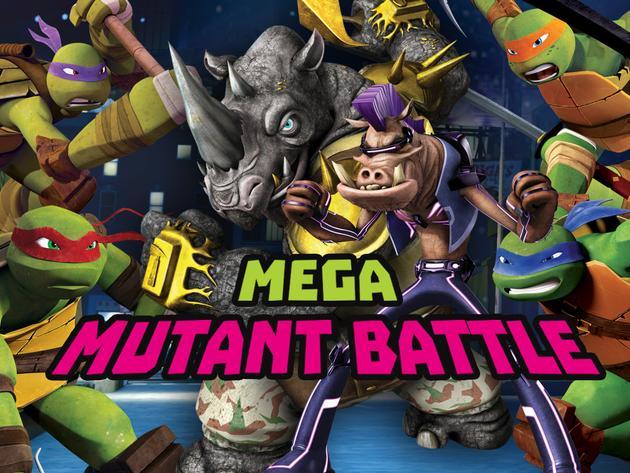 Mega Mutant Battle