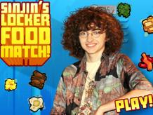 Sinjin's Locker Food Match