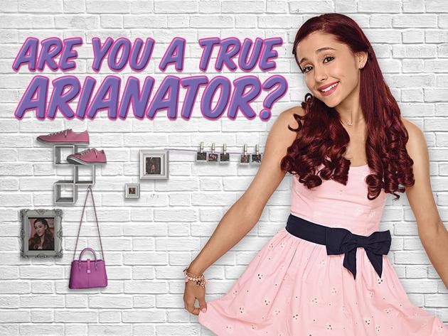 Ariana Grande Quiz!