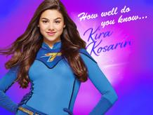 How well do you know Kira Kosarin?