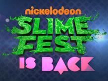 Slimefest Is Back!