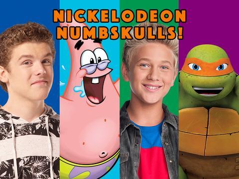 Nickelodeon Numbskulls