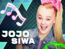 Jojo Siwa at Slimefest!