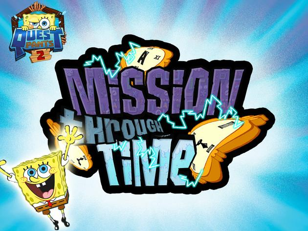 Nick Gamer - SBQP2 - A Mission Through Time
