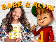 They're So Alike: Babe & Alvin
