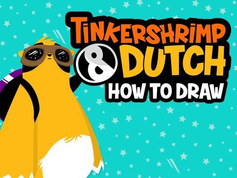 How to draw Dutch